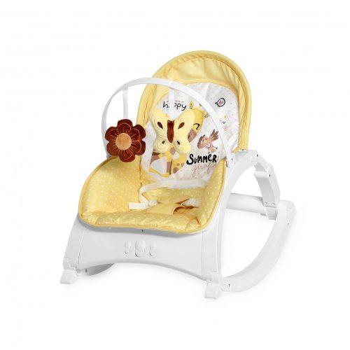 Lorelli Enjoy elektromos pihenőszék sárga