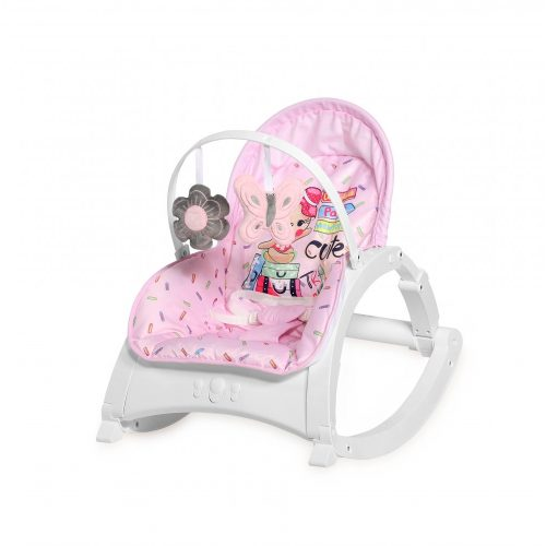Lorelli Enjoy elektromos pihenőszék pink