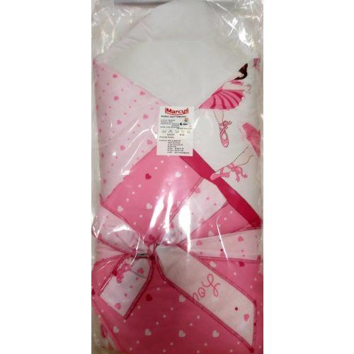 Kókusz betétes pólya(pink)