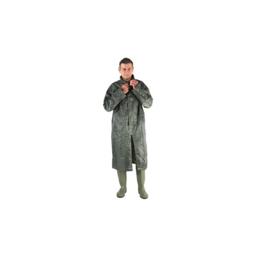 Zöld orkánköpeny-120 cm
