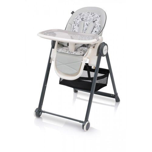 Baby Design Penne Multifunkciós etetőszék szürke