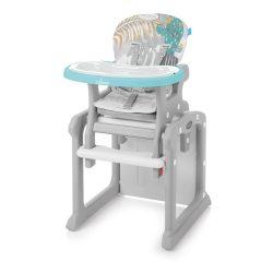 Baby Design Candy 2:1 multifunkciós etetőszék türkisz