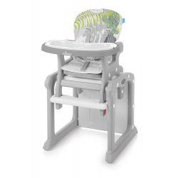 Baby Design Candy 2:1 multifunkciós etetőszék szürke