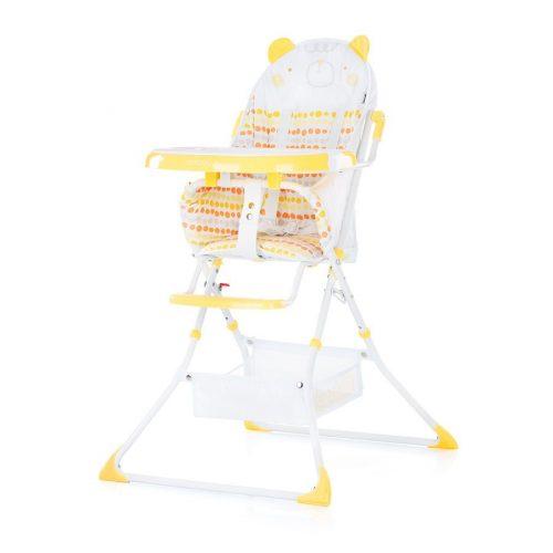 Chipolino Maggy fix etetőszék sárga